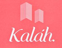 Kaláh — Ve más arriba.