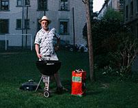Ivo grillt