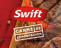 Web design for Swift Argentina