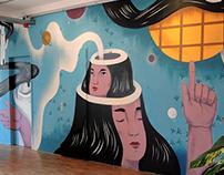 Infosys Mural