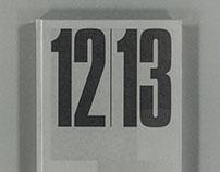HfG Jahresbericht 12/13