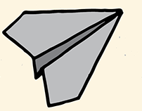 Visual Instructions - Paper Airplane