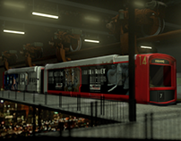 Exterior Environment: Suspension Railway