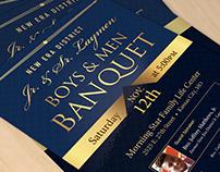 Laymen Banquet Flyer