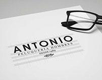 Antonio Peluquería | Imagen corporativa