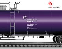 Metafrax Group rebrand