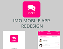IMO Mobile App Redesign