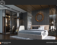 Bedroom  Penthouse by K-Render Studio (P2)