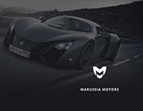 Marussia Motors Hub
