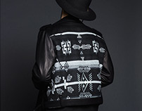 PENDLETON X MARCELO BURLON Fabric Design & Branding