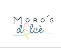 Moros Restaurant Group Logo Set