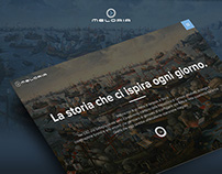Meloria // Website