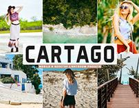 Free Cartago Mobile & Desktop Lightroom Presets