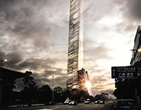 HyperT - Super Tall Building - China
