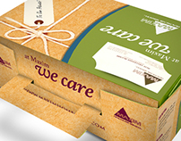 Maxim Healthcare Patient Care Package