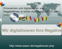 Wir digitalisieren Ihre Negative