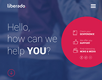 Web UI - Liberado Project