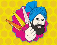 Punjabi Kulfi