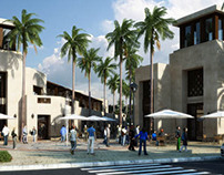 Al Rehab Shopping Center - Phase 5 - New Cairo, Egypt.