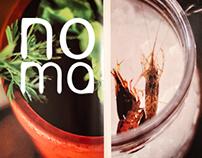 noma :: restaurant brochure