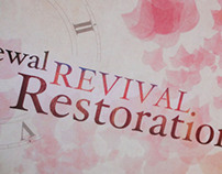 Renewal Revival Restoration