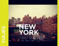 VIAJE // NEW YORK