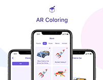 AR Coloring
