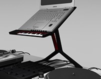 OUTSTAND Performance Laptop Stand