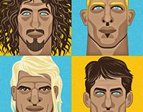 Fantasy Surfers