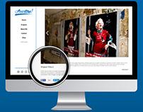 Aviation Website Template