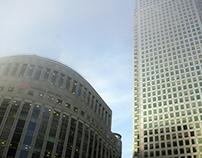 Urban spaces: Canary Wharf