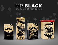 Mr.Black (Coffee Brand)