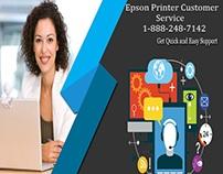 Epson Printer Customer Service 1-888-248-7142