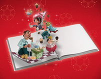IKEA Christmas Digital Campaign