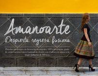 Fotografía de moda Amanoarte Boutique Puebla