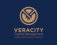 Veracity Logo & Business Cards