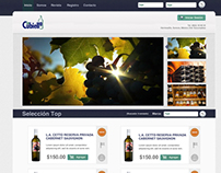 La Cubiella E-commerce / Web Design