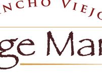 Rancho Viejo Village Market Identity