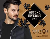 Campanha Outono/Inverno SKETCH 2018