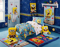 Sponge Bob Room Decor