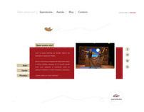 Caramuxo Teatro. Online Design