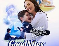 GoodNites Key Visual