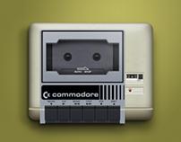 Commodore Datassette