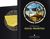California Social Priorities