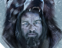 The Revenant - Alt. Movie Poster