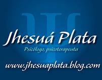 Tarjetas de Presentación: Jhesuá Plata