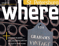 Where® Magazine Saint Petersburg