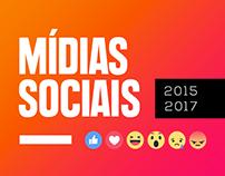 Cards para Midias Sociais | 2015 ~2017