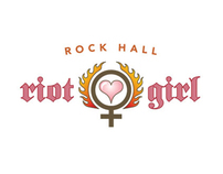 Rock Hall Riot Girl - Logo Concepts