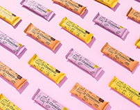 Cheatless. Protein bar for the rest of us
